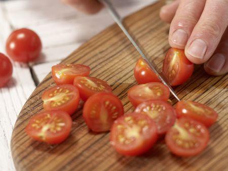 Artischocken-Tortilla: Zubereitungsschritt 3