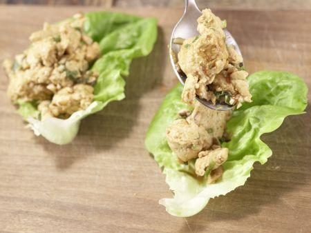 Asia-Hähnchenfleisch: Zubereitungsschritt 12