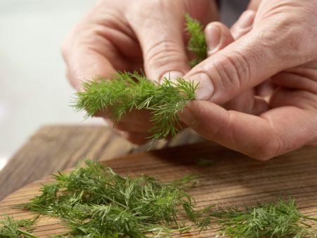 Asiatische Gemüsenudeln: Zubereitungsschritt 5
