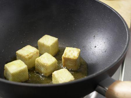 Asiatische Nudeln: Zubereitungsschritt 7