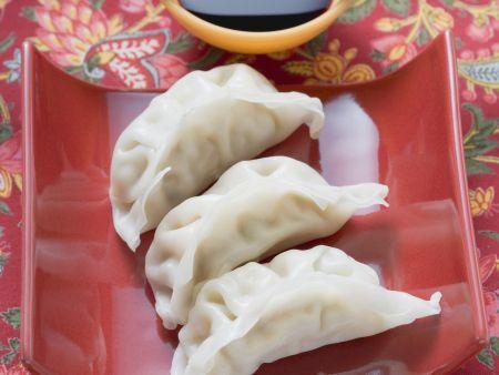 Rezept: Asiatische Teigtaschen (Wan Tan)