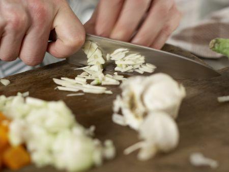 Auberginen-Cannelloni: Zubereitungsschritt 2