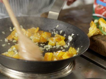 Auberginen-Cannelloni: Zubereitungsschritt 3