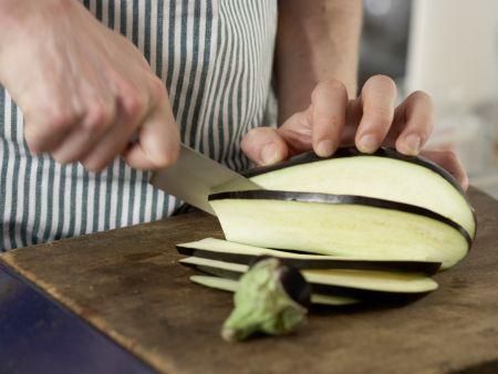 Auberginen-Cannelloni: Zubereitungsschritt 5