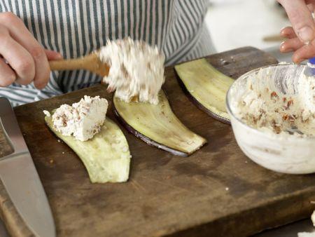 Auberginen-Cannelloni: Zubereitungsschritt 9