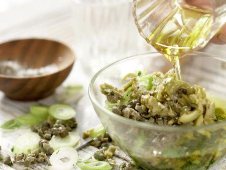 Austern mit Petersilien-Salsa-Verde – smarter: Zubereitungsschritt 3