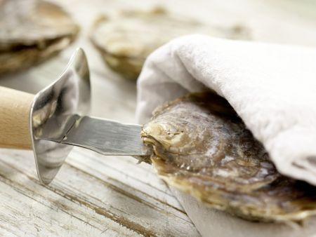 Austern mit Petersilien-Salsa-Verde – smarter: Zubereitungsschritt 6