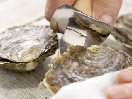 Austern mit Petersilien-Salsa-Verde – smarter: Zubereitungsschritt 7