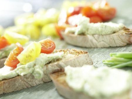 Avocado-Crostini: Zubereitungsschritt 6