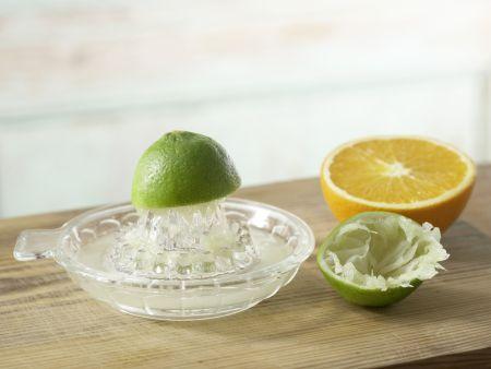 Avocado-Koriander-Sauce: Zubereitungsschritt 1