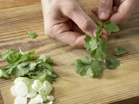 Avocado-Koriander-Sauce: Zubereitungsschritt 4