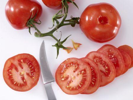 Avocado-Tomaten-Salat: Zubereitungsschritt 2