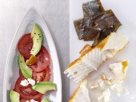 Avocado-Tomaten-Salat: Zubereitungsschritt 5