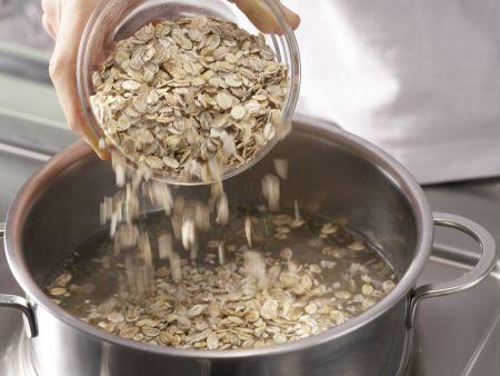 Ayurveda-Müsli: Zubereitungsschritt 2