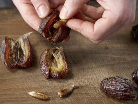 Balsamico-Dattel-Sauce: Zubereitungsschritt 3