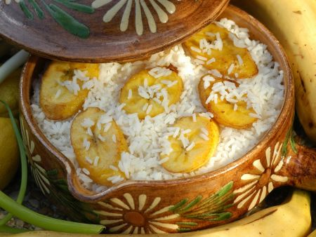 Bananen-Reis