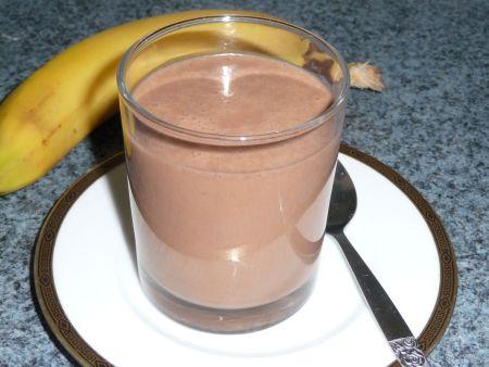 Bananen-Schoko-Milch