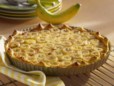 Bananen-Tarte