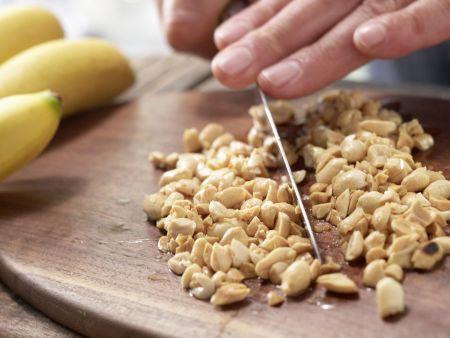 Bananenspieße: Zubereitungsschritt 2