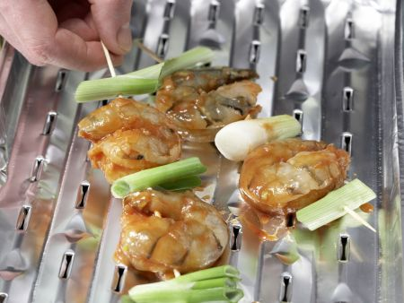 Barbecue-Garnelen: Zubereitungsschritt 7