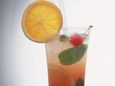 Beach Beauty Cocktail