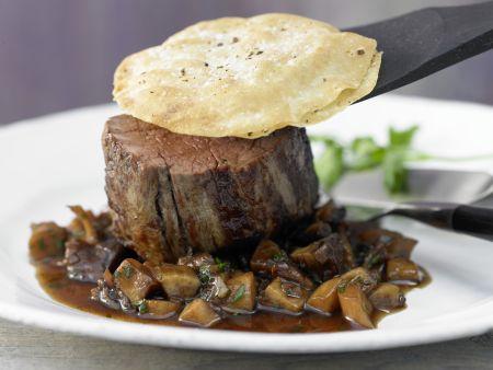 Beef Wellington – smarter