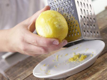Beeren-Baiser-Kuchen: Zubereitungsschritt 6