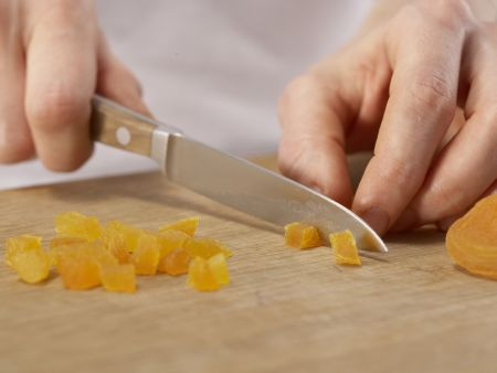 Beeren-Porridge: Zubereitungsschritt 1