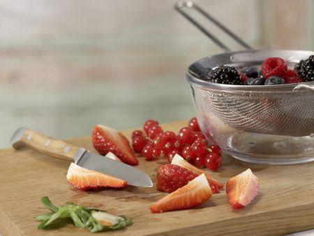 Beeren-Porridge: Zubereitungsschritt 3