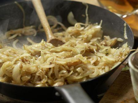 Belgischer Rindfleischtopf: Zubereitungsschritt 4
