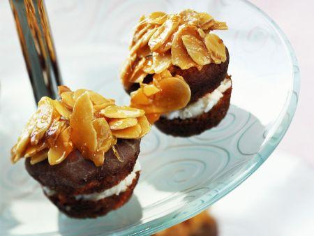 Bienenstich-Muffin