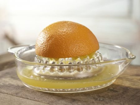 Birnen-Fruchtsalat: Zubereitungsschritt 2