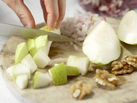 Birnen-Pasta: Zubereitungsschritt 3