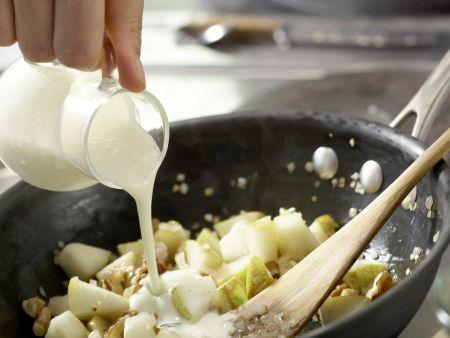 Birnen-Pasta: Zubereitungsschritt 7