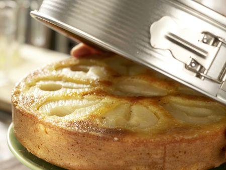 Birnen-Rührkuchen: Zubereitungsschritt 8
