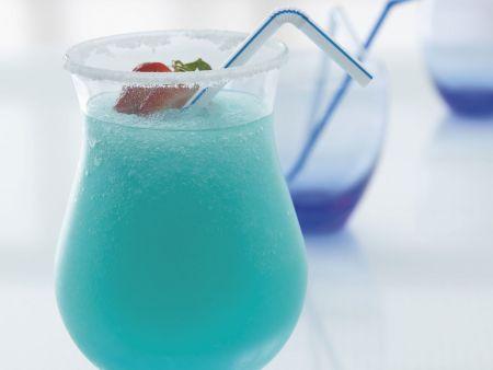 Blauer Sekt-Cocktail (Gulfstream)