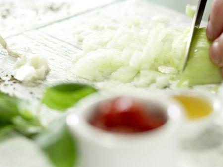 Blitz-Tomatensauce: Zubereitungsschritt 2