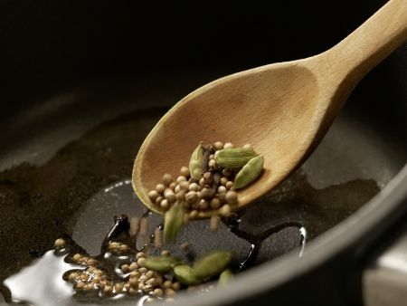 Blumenkohl-Reis-Pilaw: Zubereitungsschritt 3