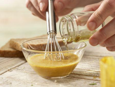 Blumenkohl-Schichtsalat: Zubereitungsschritt 2