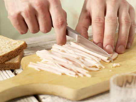 Blumenkohl-Schichtsalat: Zubereitungsschritt 3