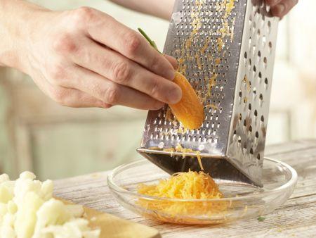 Blumenkohl-Schichtsalat: Zubereitungsschritt 6