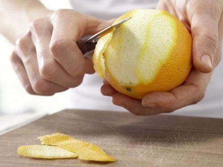 Bohnen-Orangen-Suppe: Zubereitungsschritt 5