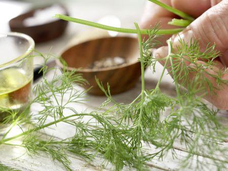 Bornholmer Feldsalat: Zubereitungsschritt 6