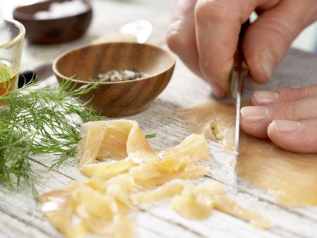 Bornholmer Feldsalat: Zubereitungsschritt 8