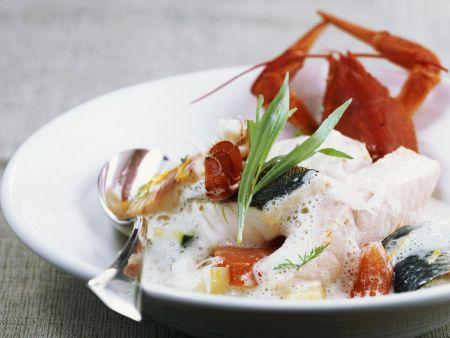 Rezept: Bouillabaisse auf bayerische Art