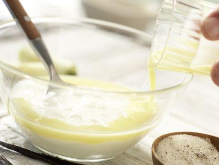 Bratäpfel auf Vanillesauce – smarter: Zubereitungsschritt 7