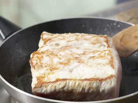 Braten mit Paprika-Kartoffeln: Zubereitungsschritt 3