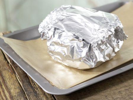 Braten mit Paprika-Kartoffeln: Zubereitungsschritt 6