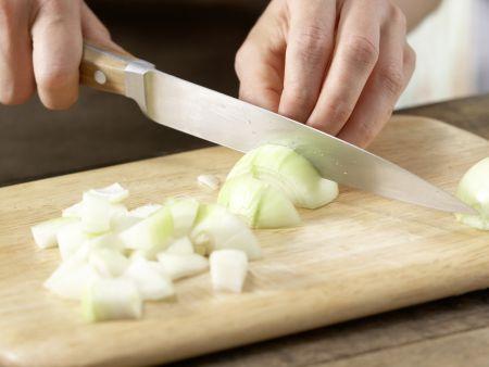 Braten mit Paprika-Kartoffeln: Zubereitungsschritt 8