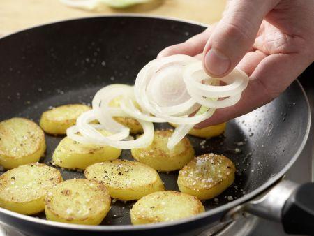 Bratkartoffeln – smarter: Zubereitungsschritt 6
